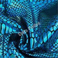 Textile Holographic Laser
