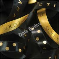 Laces Tags Ribbons Textile Foils