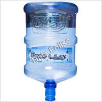 Water Jugs And Bottles Foils