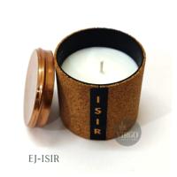 EJ-ISIR: Metal Jar With Lid