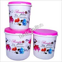 PP And PET Household Containers And Jars Foils