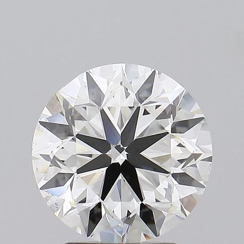 CVD Diamond 3.01Cts G VS2 Round IGI Certified Stone