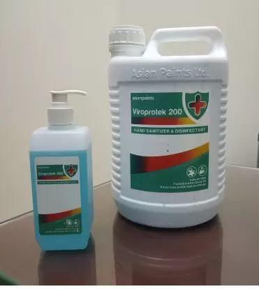 Asian Paints Viroprotek Advanced Liquid Hand Sanitizer