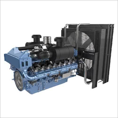 Baudouin Diesel Engine Pump Sets
