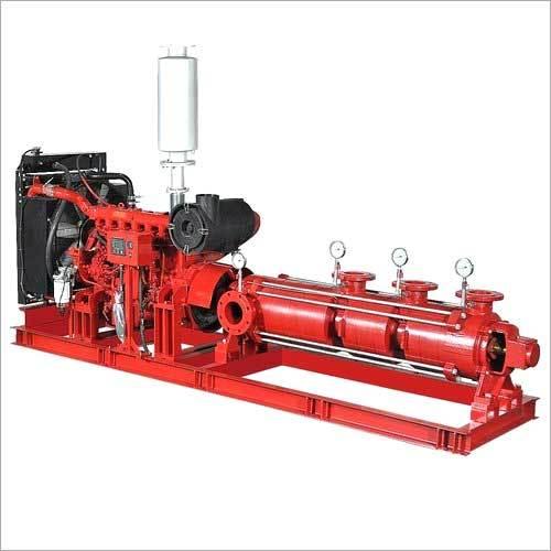 Diesel Engine Driven Fire Fighting Pumpset