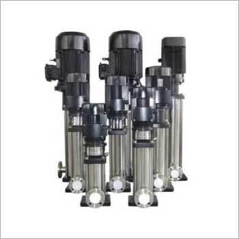 Vertical Inline Pumps