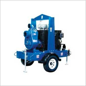 Trolly Mounted Pumps