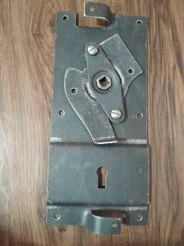 9 Inch Iron Lock Plate