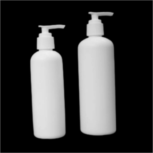 100ml - 200ml HDPE Round Shape Bottle With Lotion Pump