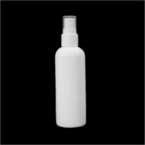 100 ml HDPE Round Shape Bottle With Spray