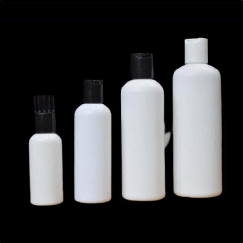50 ml - 100ml 200ml - 300ml HDPE Round Shape Bottle With Disctop Cap