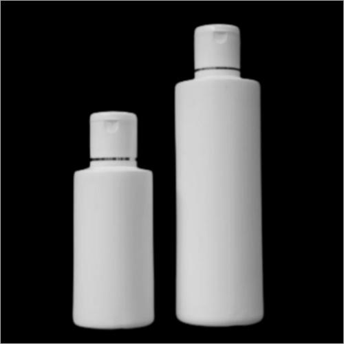50ml - 100ml HDPE Straight Round Shape Bottle With Fliptop Cap