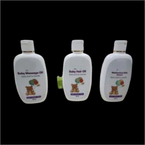 HDPE Baby Product Bottles