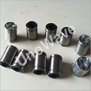 LINEAR MOTION BEARING WITH COLLAR