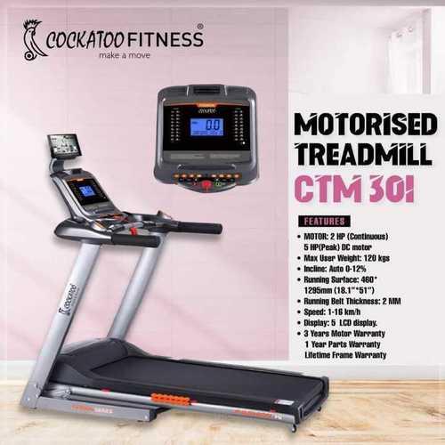 MOTORISED TREADMILL CTM 301
