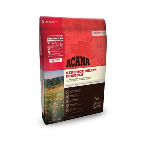 Acana Heritage Red Meat Formula Dry Dog Food