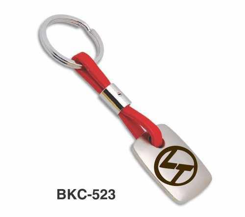 L&T Metal Keychain