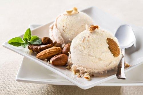 Almond Ice Cream Flavour