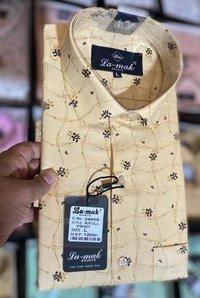 Mens Cotton Full Sleeve Shirts