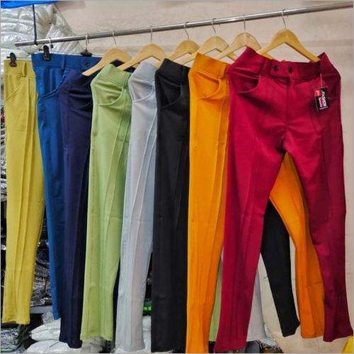 Mens Button Track Pants