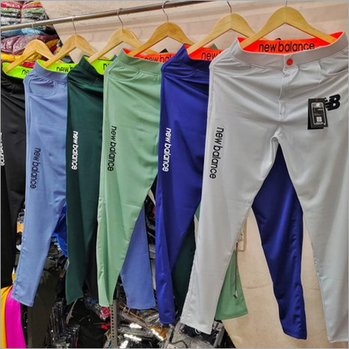 Mens 4 Way Cotton Track Pants