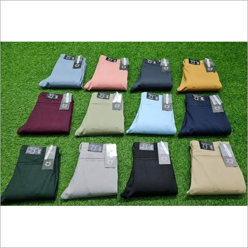6 Colors Mens Formal Pants