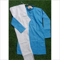 Mens Cotton Kurta Pyjama