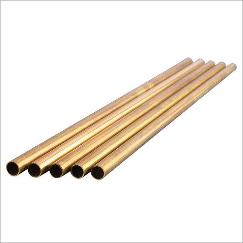Industrial Round Brass Tube