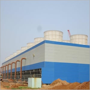 CLM Make FRP Cooling Tower Sheet