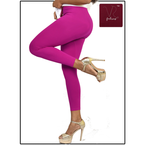 Ladies Straight Fit Legging