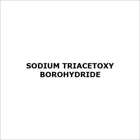 SODIUM TRIACETOXY BOROHYDRIDE