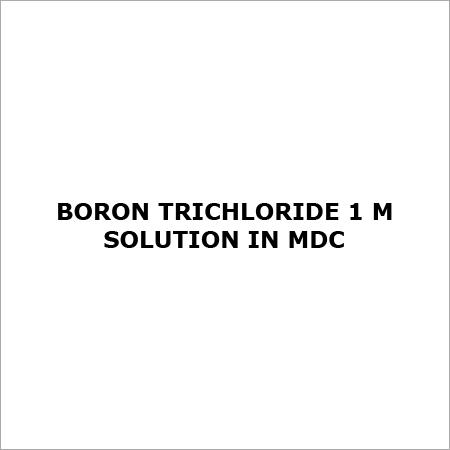 BORON TRICHLORIDE 1 M