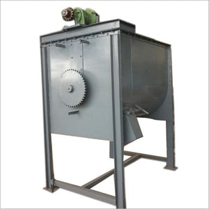 Vertical Poultry Feed Mixer