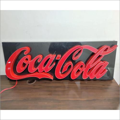 Personalised Acrylic Signage Board