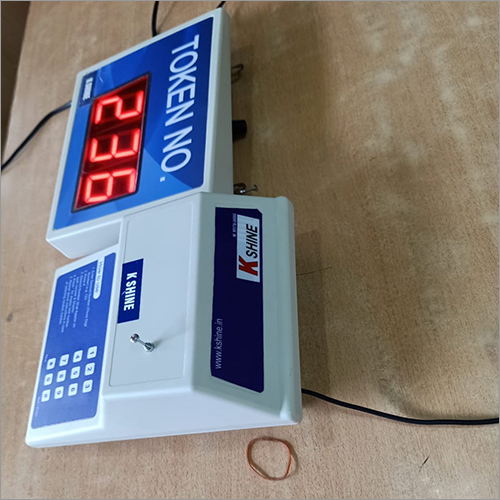 LED Token Display Machine