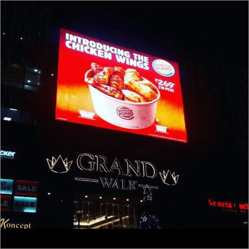 Outdoor Brand Advertising Video Wall Screen