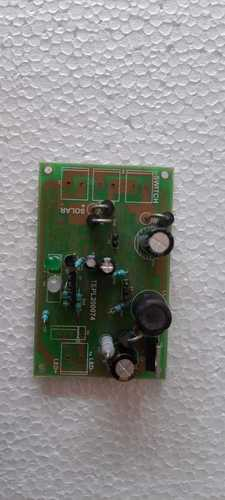 Led DC Driver With In Built Charge Controller - Combo Driver - Solar Driver