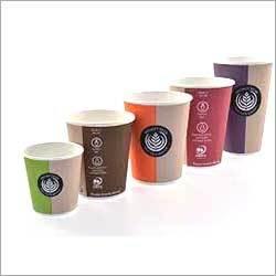 Craft Paper Printed Cup