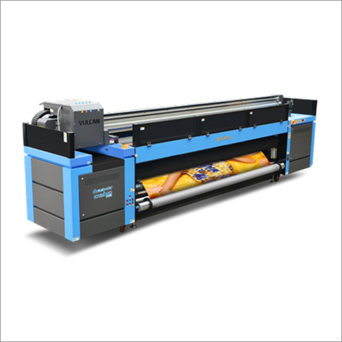 COLORJET VULCAN Roll To Roll UV Printer