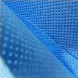 Blue Non Woven Fabric