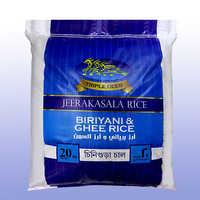 20Kg Triple Deer Jeerakasala Rice