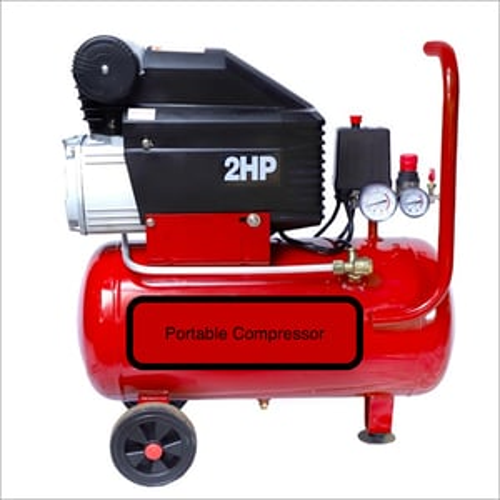 2HP Portable Compressor
