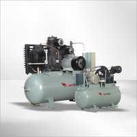 Piston Compressor Lubricated