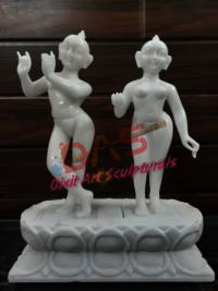 Iskon Radha Krishna Marble