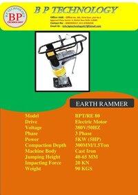 HCR80 TIMPING RAMMER