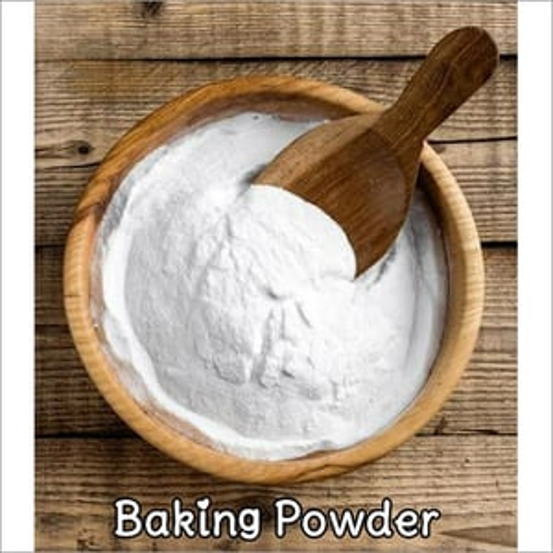White Baking Powder