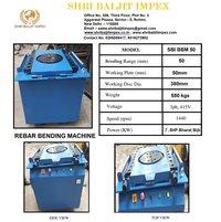 Rebar Bending Machine