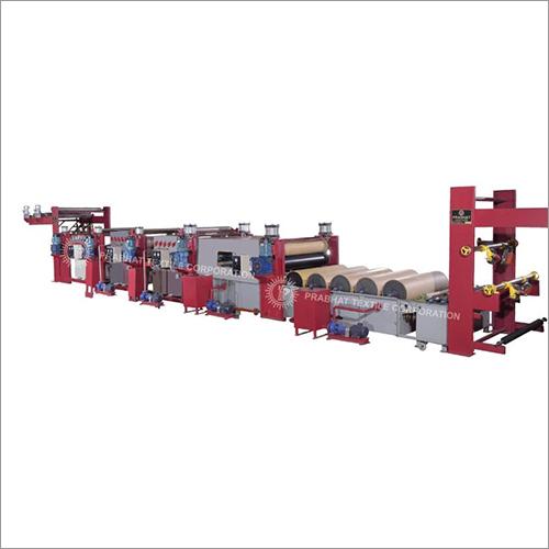 Chainless Mercerizer Machine