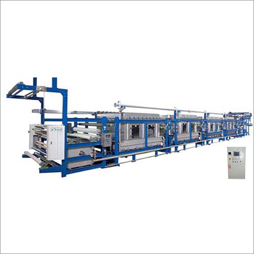 PLC. Control Multi Chamber Continuous Washing Range