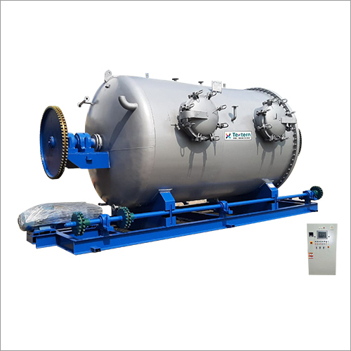 PLC. Base Relax Rotary Drum Washer